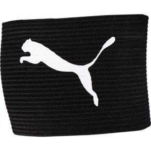 Puma Captains Armbands teamsport - Fekete kapitány szalag