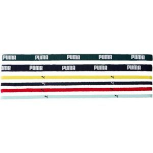 Puma AT Sportbands (6pcs) lila UNI - Hajgumi szett