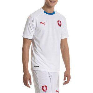 Puma CZECH REPUBLIC Away Replica Shirt Póló - fehér