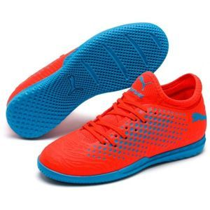 Puma FUTURE 19.4 IT JR piros 4 - Junior teremcipő