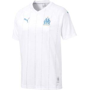 Puma Olympique de Marseille Home 2019/20 Póló - Fehér - L