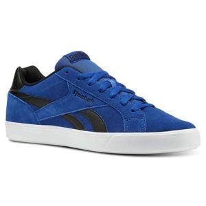 Reebok ROYAL COMPLETE 2LS kék 12 - Férfi szabadidőcipő