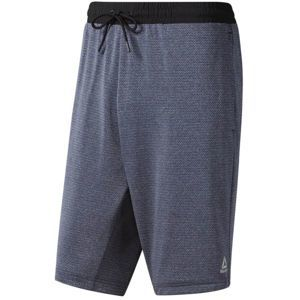 Reebok WORKOUT READY KNIT SHORT PERFORMANCE - Férfi rövidnadrág