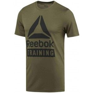 Reebok TRAINING SPEEDWICK NEW - Férfi sportpóló