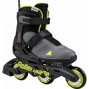 Rollerblade MICROBLADE FREE  17,5 - 20,5 - Gyerek in-line görkorcsolya
