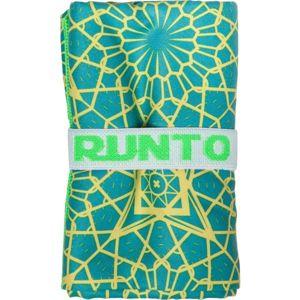 Runto RT-TOWEL 80X130 SPORTTÖRÖLKÖZŐ zöld NS - Sportos törölköző