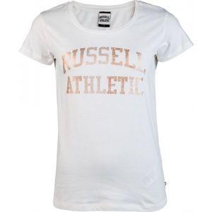 Russell Athletic S/S CREW NECK LOGO TEE - Női póló