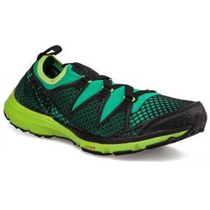 Salomon CROSSAMPHIBIAN fekete 12.5 - Férfi könnyű nyári cipő