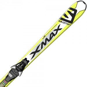 Salomon E X-MAX JR M + E EZY7 B80 - Gyerek síléc