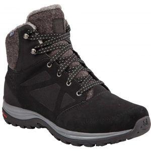 Salomon ELLIIPSE FREEZE CS WP fekete 4.5 - Női téli cipő