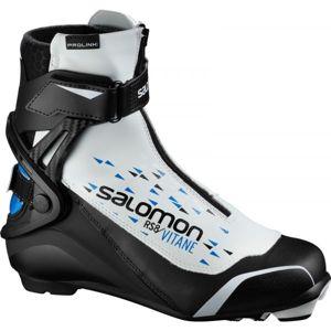 Salomon RS 8 VITANE PLK  7.5 - Női sífutó cipő korcsolyázó stílusra