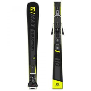 Salomon S/MAX 10 + Z12 GW  155 - Unisex lesikló síléc