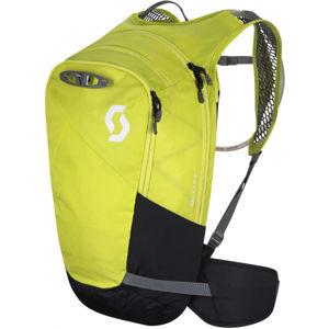 Scott PERFORM EVO HY' 16 sárga NS - Kerékpáros hátizsák