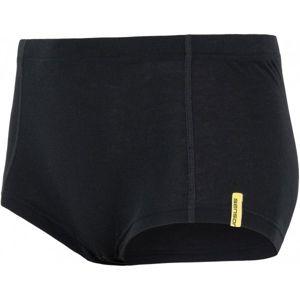 Sensor BLACK ACTIVE KALHOTKY fekete XL - Női alsónemű