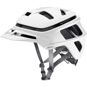 Smith FOREFRONT fehér (59 - 62) - Kerékpáros sisak