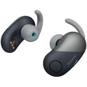 Sony Sony WF-SP700N Fejhallgatók - Fekete - ks