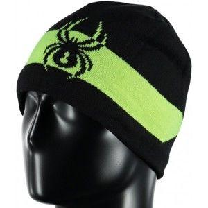 Spyder SHELBY-HAT fekete UNI - Férfi téli sapka
