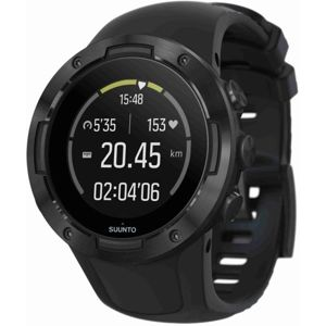 SUUNTO SUUNTO 5 G1 ALL BLACK Karórák - Fekete - ks