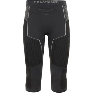 The North Face PRO 3/4 TIGHTS fekete L/XL - Férfi 3/4-es nadrág