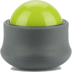 TRIGGER POINT HANDHELD BALL Fejlesztő labda - Szürke - ks