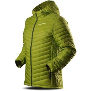 TRIMM UNION világoszöld 3XL - Férfi egészéves kabát