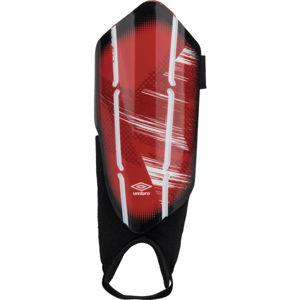 Umbro NEO FLEXI WITH DET/SOCK - JNR  XS - Gyerek sípcsontvédő bokavédővel