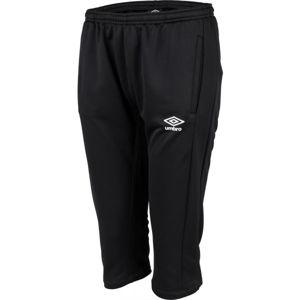 Umbro FW 3/4 PANT fekete XL - Férfi 3/4-es nadrág