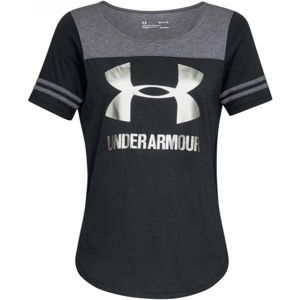 Under Armour SPORT STYLE BESEBALL T - Női póló