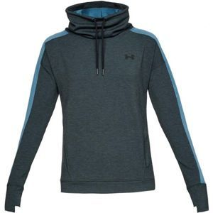 Under Armour FEATHERWEIGHT FLEECE FUNNEL - Női sportfelső
