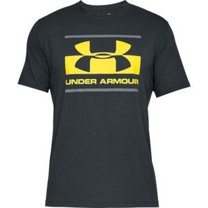 Under Armour BLOCKED SPORTSTYLE LOGO - Férfi póló