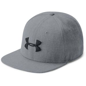 Under Armour MEN'S HUDDLE SNAPBACK 2.0 szürke UNI - Férfi baseballsapka