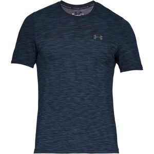 Under Armour VANISH SEAMLESS SS sötétkék XL - Férfi póló