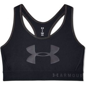 Under Armour MID KEYHOLE GRAPHIC fekete S - Sportmelltartó