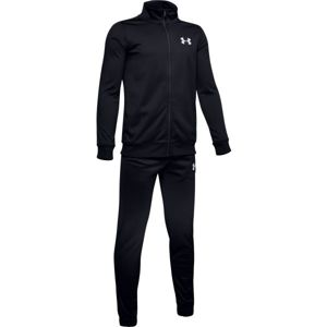 Under Armour KNIT TRACK SUIT fekete XL - Fiú szett