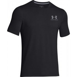 Under Armour CC LEFT CHEST LOCKUP - Férfi póló