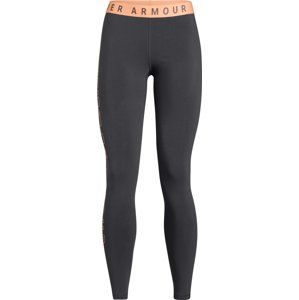 Under Armour FAVORITE GRAPHIC LEGGING- WM Nadrágok - szürke