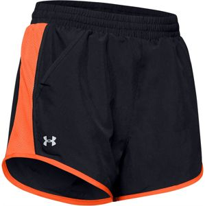 Under Armour Fly By Short Rövidnadrág - Fekete - XS