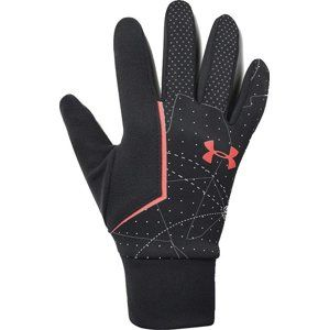Under Armour Mens CGI Run Liner Glove Kesztyűk - fekete