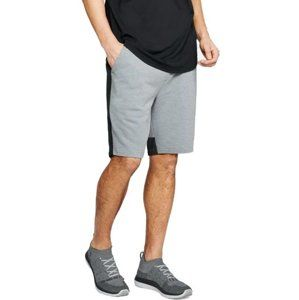 Under Armour MICROTHREAD TERRY SHORT Rövidnadrág - Šedá