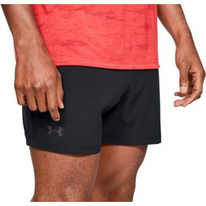 Under Armour Qualifier WG Perf Short 5in Rövidnadrág - Fekete - XL