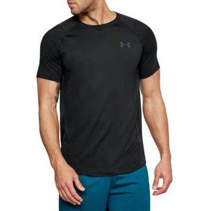Under Armour Raid 2.0 SS Left Chest Rövid ujjú póló - fekete