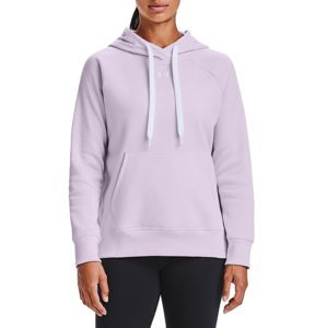 Under Armour Rival Fleece HB Hoodie Kapucnis melegítő felsők - Lila - XL