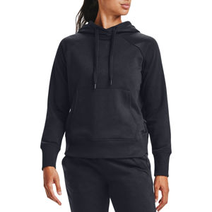 Under Armour Rival Fleece Metallic Hoodie Kapucnis melegítő felsők - Fekete - S