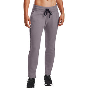 Under Armour Rival Fleece Pants Nadrágok - Lila - XS