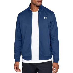 Under Armour SPORTSTYLE TRICOT JACKET Dzseki - Kék - M