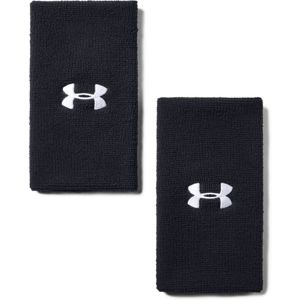 Under Armour UA 6 Performance Wristband Csuklópánt - Fekete - OSFA