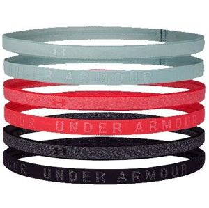 Under Armour UA Heather Mini Headband (6pk) Fejpánt - Kék - OSFA