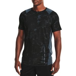 Under Armour UA MK-1 Graphic SS Rövid ujjú póló - Kék - XXL