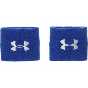 Under Armour UA Performance Wristbands-BLU Csuklópánt - kék