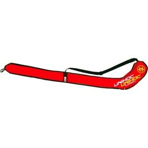 Unihoc SINGLE COVER CRIMSON LINE piros  - Tok floorball ütőre